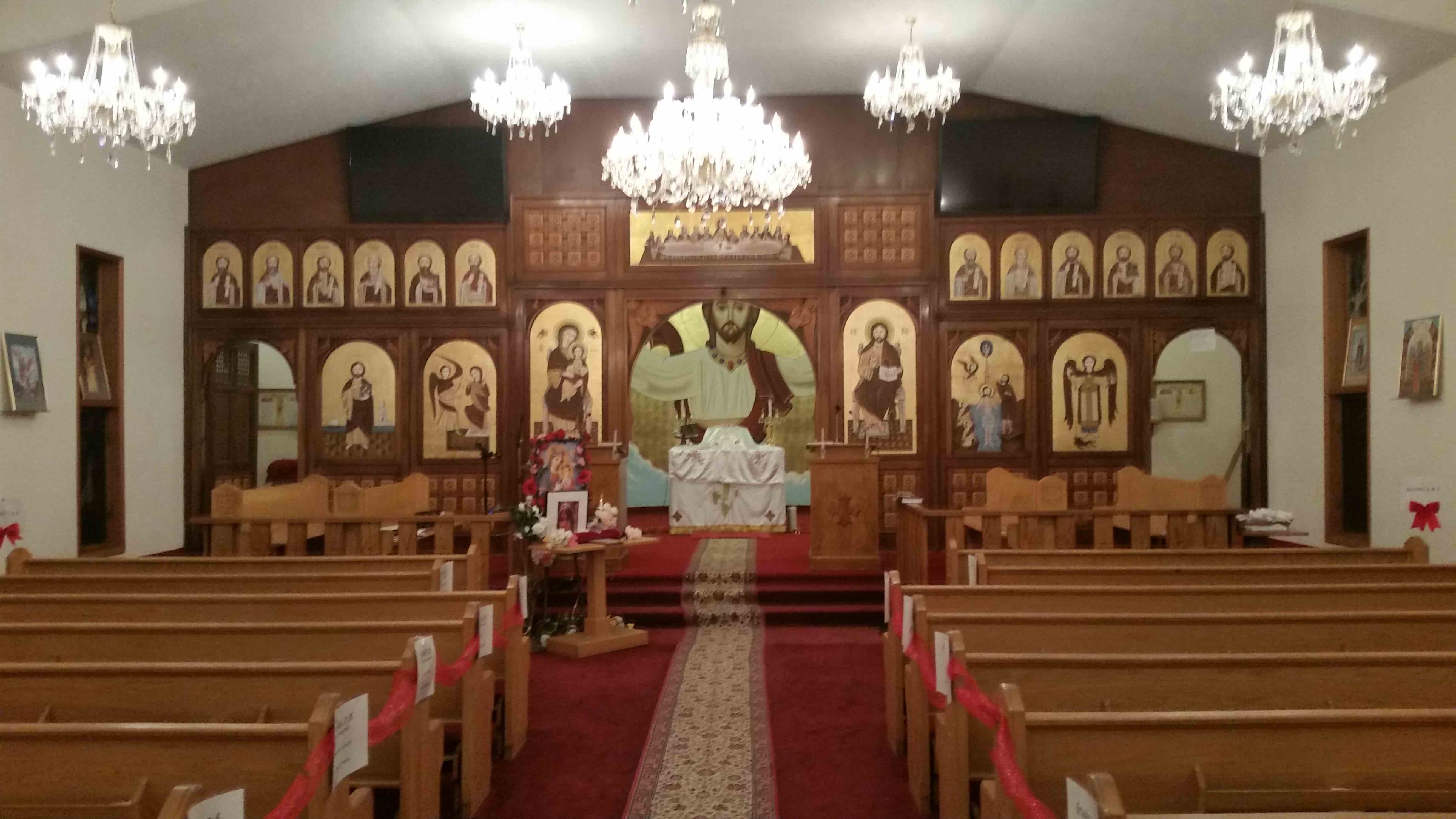 ST. MARK'S COPTIC ORTHODOX CHURCH ROCHESTERSt.Marks ...